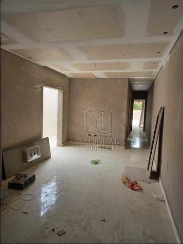 Cobertura Com 3 Dormitórios À Venda, 170 M² Por R$ 550.000,00 - Vila Curuçá - Santo André/sp - Co4539