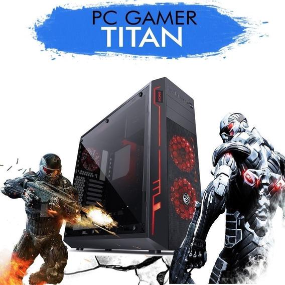 Desktop Gamer Ryzen 3 2200g 4gb Ddr4 2400mhz 500gb Hd