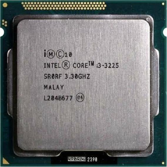 Processador Intel Core I3 3225 3ºg - 3,30 Ghz Socket 1155