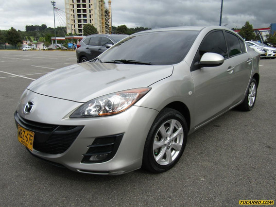 Mazda Mazda 3 All New Nmt 1600cc Aa