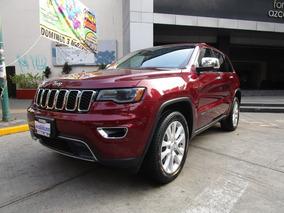 Jeep Grand Cherokee 5p Limited Lujo,ta,piel,qc,gps,ra20