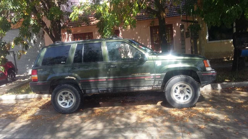Jeep Grand Cherokee 1995 5.2 V8 Tc Limited