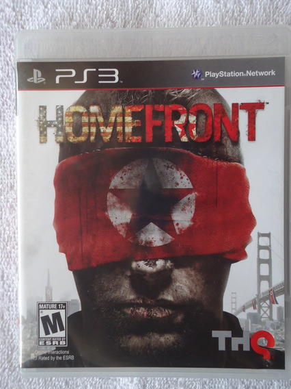Homefront Ps3 ** Leia