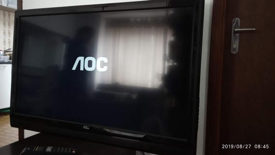Televisão - Aoc / Lcd