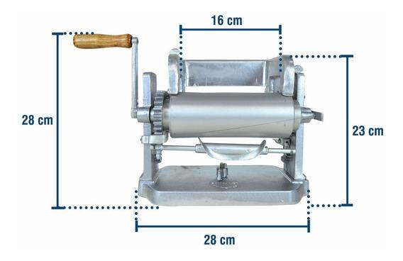 Maquinas Gonzales Tm-g Tortilladora Manual