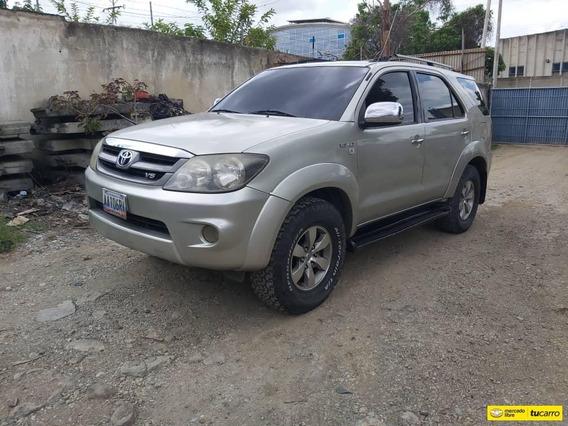Toyota Fortuner Automatica