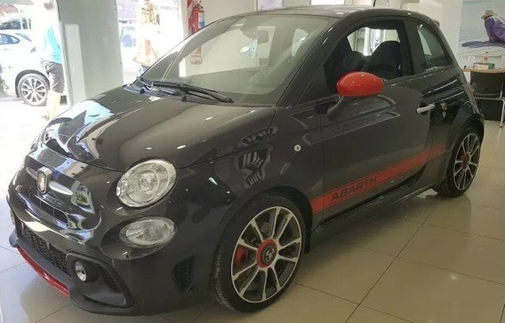 Off Sale Nuevo 500 Abarth 595 165cv 0km Anticipo $343.900 C-
