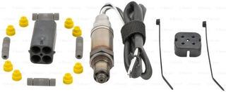 Sensor De Oxigeno 4 Cables Bosch Bmw,fiat,mercedes,skoda