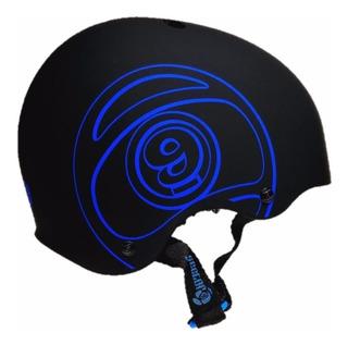 Casco Sector 9 Logic Iii Helmet Negro Skateboard