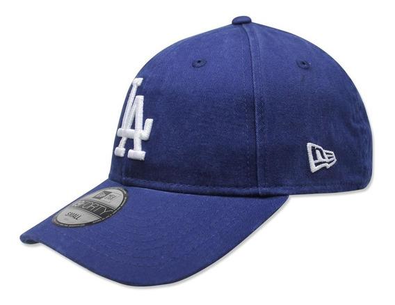 Gorra New Era 4940 Mlb Dodgers Core Fit Azul