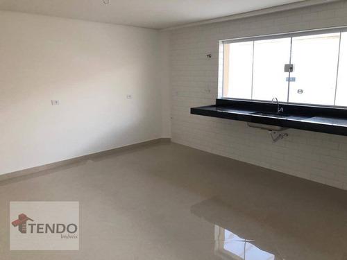 Imagem 1 de 27 de Imob01 - Sobrado 193 M² - Venda - 4 Dormitórios - 2 Suítes - Vila Floresta - Santo André/sp - So0532