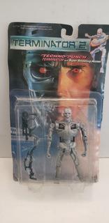 Terminator Endoskeleton Techno Punch Jocsa