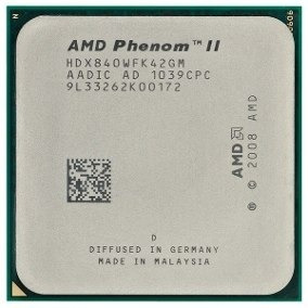 Amd Phenom Ii X4 840 3,2ghz