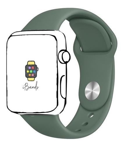 Imagem 1 de 1 de Pulseira Ibands Esportiva Várias Cores Para Apple Watch
