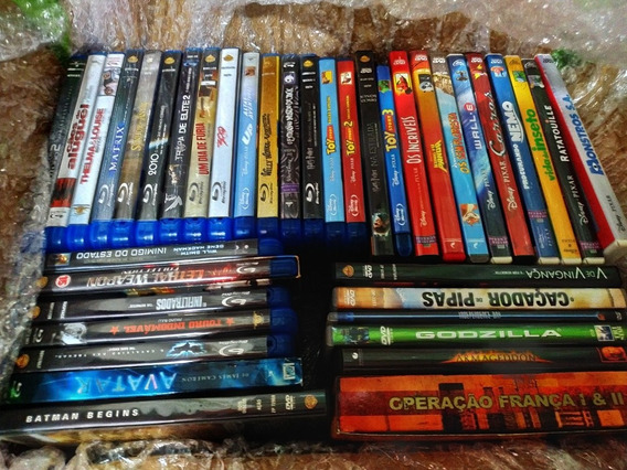 Dvds E Blue Ray