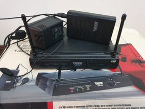 Microfone Headset Sem Fio Novik Neo Vnk 200