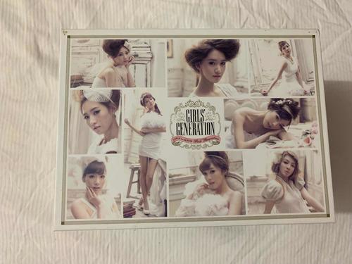 Imagem 1 de 6 de Girls Generation - Snsd - Japan 1st Album - Usado