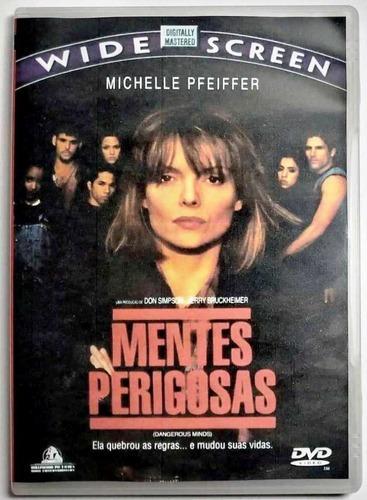 Dvd Filme Mentes Perigosas 1995 Dublado Mercado Livre