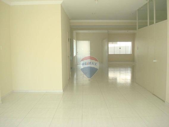 Salão Para Alugar, 200 M² Por R$ 3.500,00/mês - Centro - Nova Odessa/sp - Sl0035