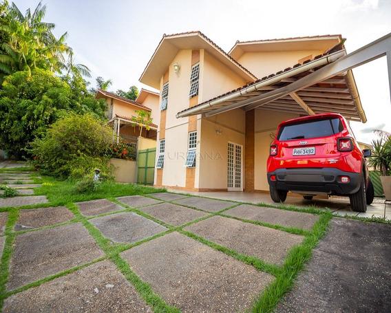Vendo Casa Condomínio House Ville Com 3 Suítes, Escritório E Piscina Pronta Para Financiar, - House Vile - 34161549