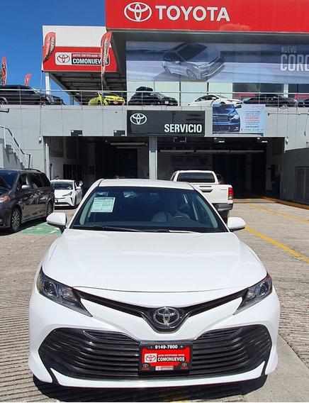 Toyota Camry Le 2018 En Muy Buenas Condiciones