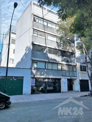 Departamento En Venta Colonia Escandon Cerca De La Colonia Condesa