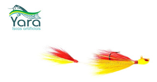 Isca Artificial Yara Killer Jig (17g) - Várias Cores