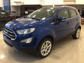 Ford Ecosport Titanium At 2.0 0 Km Linea 2018 Excelente Dtos