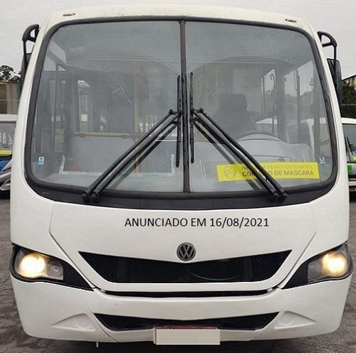 Imagem 1 de 8 de Micro Onibus Urbano Ibrava Volkswagen Ano 2013 E 2014