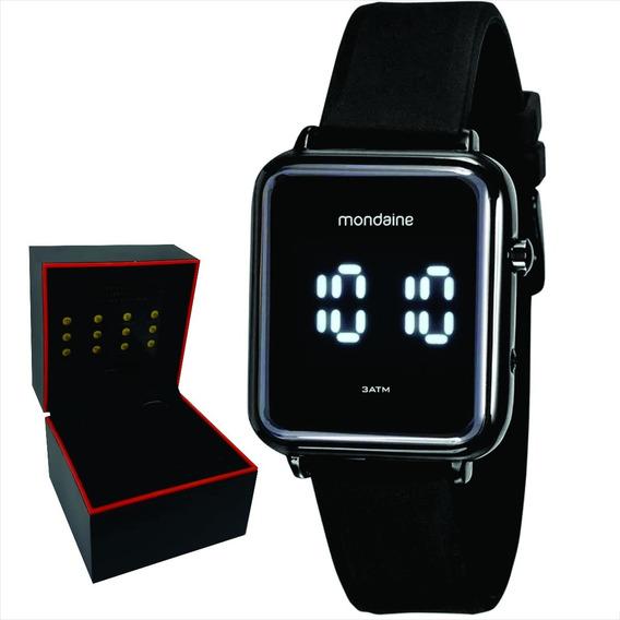 Relógio Mondaine Masculino Original Garantia Nf 32151gpmvpi2