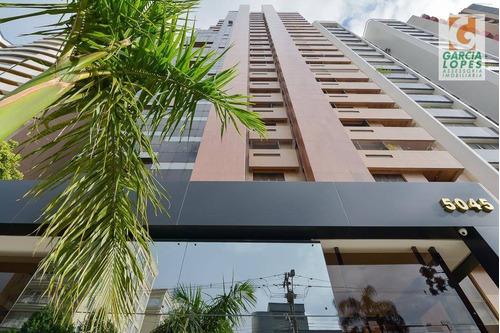 Apapartamento Com  4 Suítes E 4 Vagas , Batel, Curitiba - Ap0223. - Ap0223