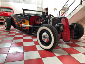 Ford Hot Rod 1932 Fibra De Vidrio
