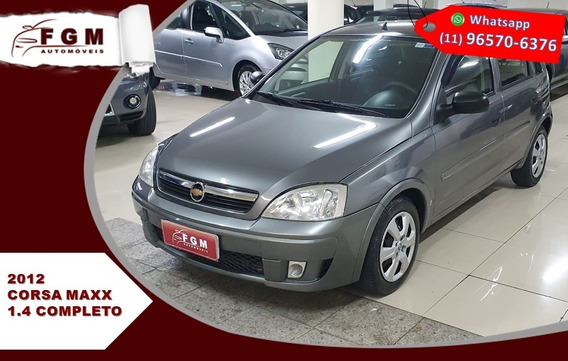 Chevrolet Corsa 1.4 Mpfi Maxx Flex Manual 2012