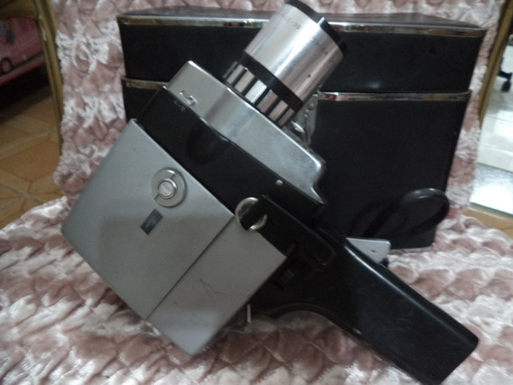 Filmadora Super 8 Yashika Antiga (a)