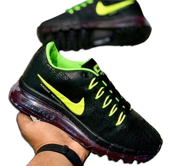 Zapatos Nike Air Max Caballero Moda 2019 Colombiana