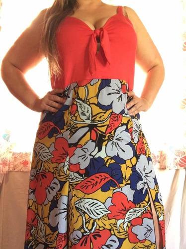 Vestido Divino Mujer Plus Size Talle 5