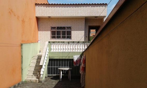 Casa Em Jardim Das Maravilhas, Santo André/sp De 207m² 2 Quartos À Venda Por R$ 443.000,00 - Ca533930