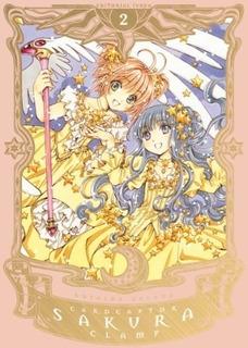 Card Captor Sakura Edicion Deluxe 02 - Clamp