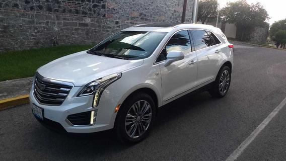 Cadillac Xt5 3.7 Platinum At 2017