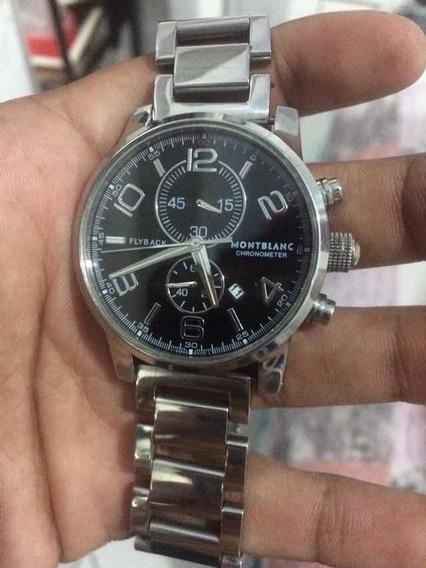 Relógio Montblanc Flyback Chronometer 7069 Pj121212