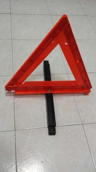 Señales De Emergencia Triángulo Reflejante Por Pares Usado