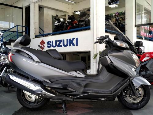 Suzuki Burgman 650 Executive 2018 Cinza
