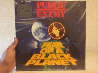 Public Enemy - Fear Of A Black Planet Vinilo