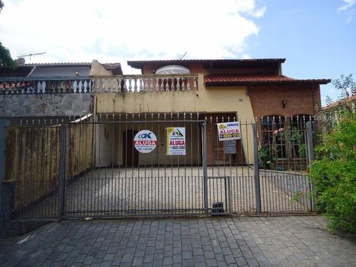 Sobrado Residencial À Venda, Jardim Planalto, Arujá - So0183. - So0182