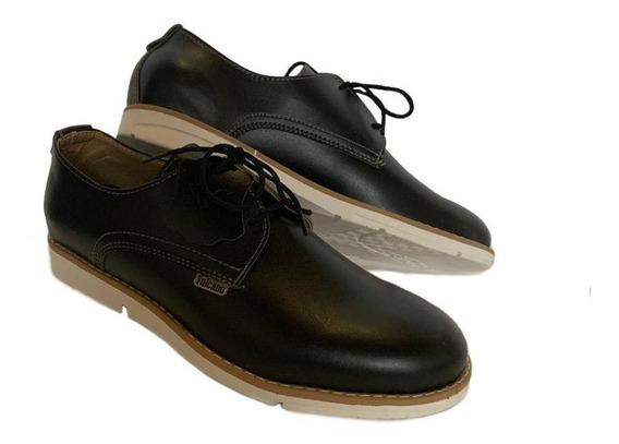 Zapato Simil Cuero 39 Al 45 Vulcano