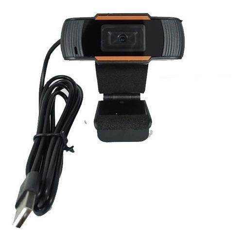 Cámara Web Hügel Streaming Pc Usb Full Hd 1080p Micrófono