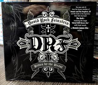 David Rock Feinstein - Bitten By The Beast (2010) The Rods