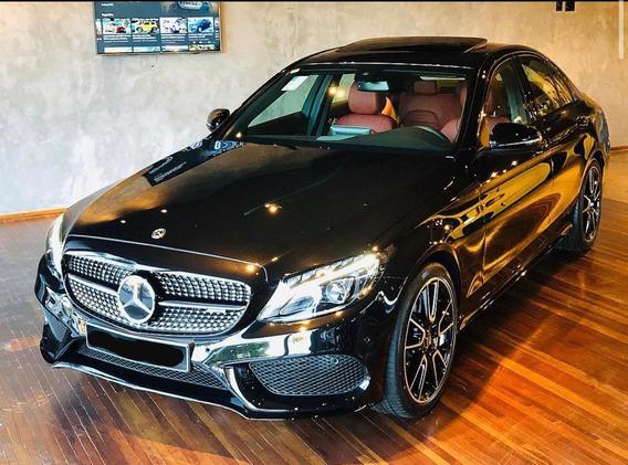 Mercedes-benz Classe C 3.0 Amg Sport 4matic 4p 2018