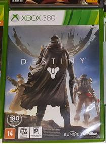 Jogo Original Xbox 360 - Destiny