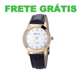 Relógios Feminino De Luxo + Frete Gratis